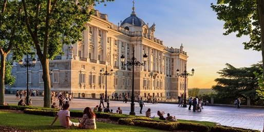 199 € -- 4 Tage Madrid ins 3*-Hotel mit Frühstück & Flug
