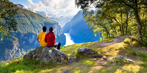 £339pp -- Last Minute: 7-Night Fjords Cruise, Save 45%