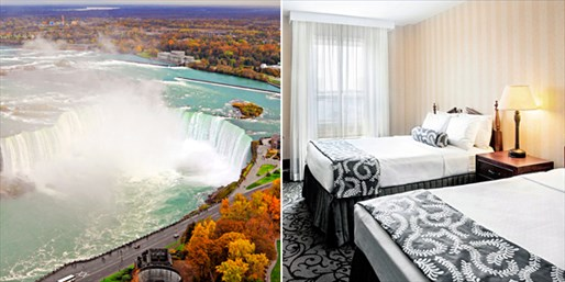 $99 -- Niagara Crowne Plaza Wine & Dine Escape, Reg. $325