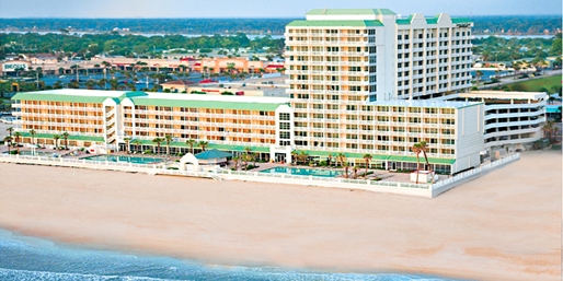 $75 -- Florida: Daytona Beach Hotel w/Breakfast, $100 Off