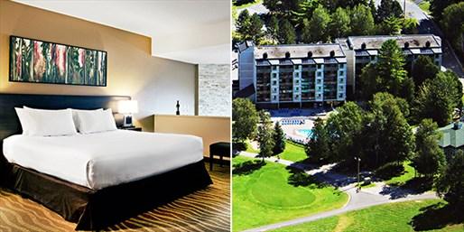 $89 -- Horseshoe Resort into Fall w/Fridays, Save 40%