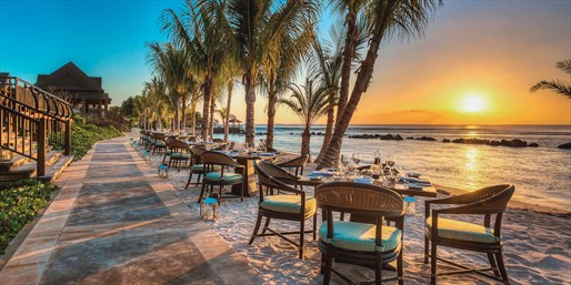 £1155pp -- Mauritius 5-Star Holiday w/Room Upgrade & Meals