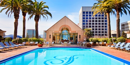 Fairmont San Jose: Weekend Stay w/$30 Credit & Valet