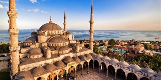 £469pp -- 10-Nt North Cyprus Trip w/Istanbul Stay & Flights