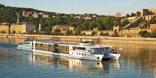 449 € -- Last Minute: Donaukreuzfahrt mit Getränken, -240 €