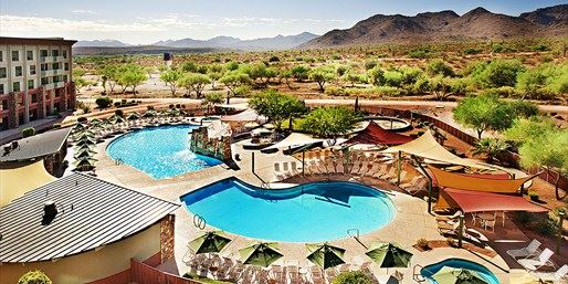 $169 -- Scottsdale 4-Star Resort Casino w/Breakfast for 2