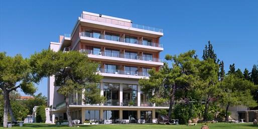 565-699€ -- Vacances 4* en Grèce cet été, valeur 1190€
