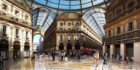 Dès 29€ -- Trains vers Milan cet été pour l'Expo Universelle
