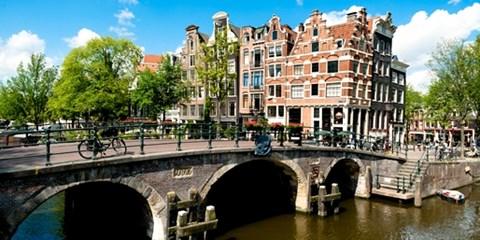 30€ -- Nouveaux vols directs vers Amsterdam