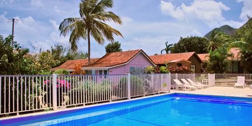 599€ -- Semaine soleil en Martinique, vols inclus, -495€
