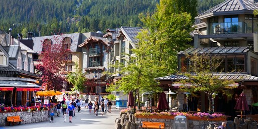 Travelzoo Deal: $75 -- Whistler: Suite Stay w/Parking into June, Reg. $128