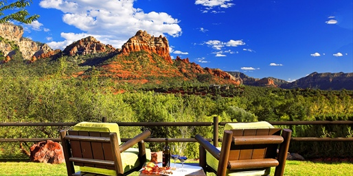 Travelzoo Deal: $159 -- Sedona 'Gold List' Resort w/$50 to Spend