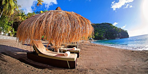$214 -- Caribbean: St. Lucia 4-Star Resort w/$100 in Credits