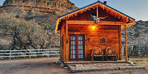 $89 -- Grand Canyon 2-Night Cabin Retreat incl. Weekends