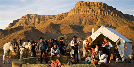 $319 -- Grand Canyon Campout Experience w/Activities & Meals