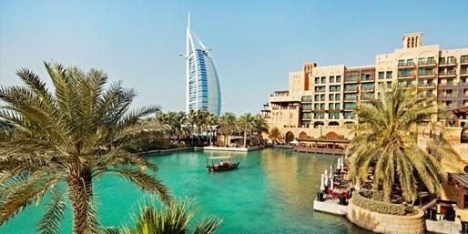 ab 555 € -- In den Orient: Emirate-Reise mit Ausflügen, -50%