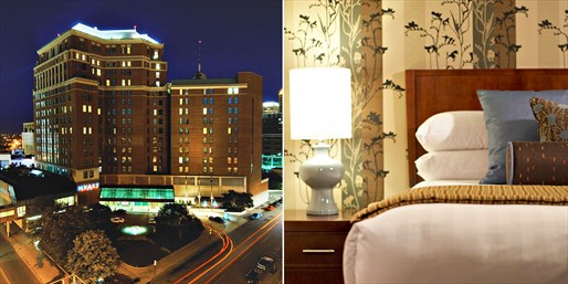 $99 -- Buffalo Hyatt incl. Drinks & Parking, 40% Off