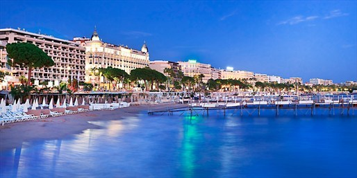 99€ -- Cannes : escapade 4* détente près de la Croisette