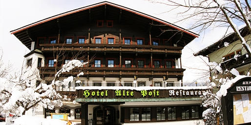 Hotel Alte Post in Ellmau am Wilden Kaiser