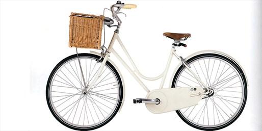 科技手工制作自行车
