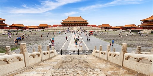 £1790pp -- China Trip w/Tours, Meals & Business Flt Upgrade