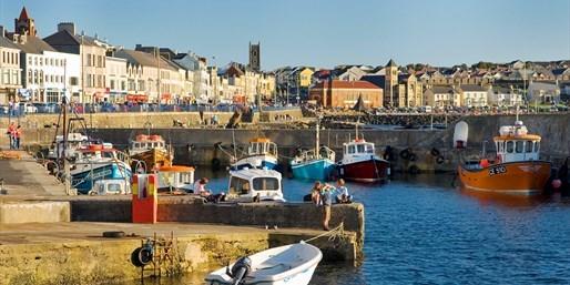£1215pp -- 13-Day Wild Atlantic Way, Dublin & Belfast Tour