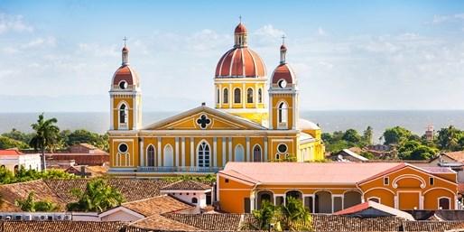 £1499pp -- South America 17-Nt Cruise w/Flights & LA Stay