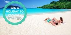 Win! Holiday to Vanuatu
