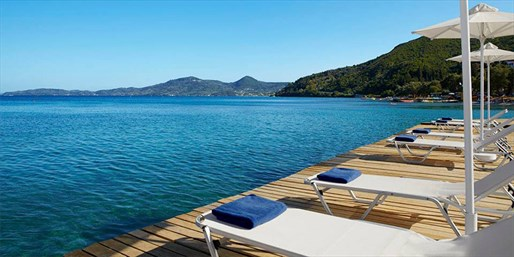 £399pp -- 5-Star Ultra All-Inc Corfu w/Flts, Upgrade & Spa