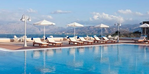 £349pp & up -- Crete All-Inc Deluxe Break w/Private Pool