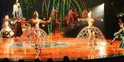 $35 & up -- Presale: 'Amaluna' by Cirque du Soleil