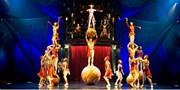 Cirque du Soleil w/Free Popcorn, Soda & Gift, Save up to $37