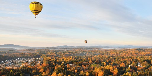 Fall Deals Throughout Virginia, Save up to 50%, From $111