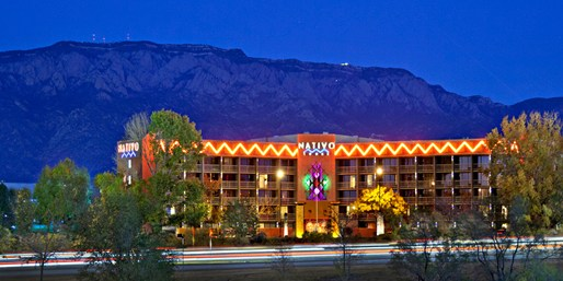 $59 -- Albuquerque Retreat for 2 into May, incl. Saturdays