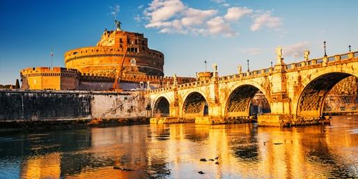 Castel Sant'Angelo en Roma