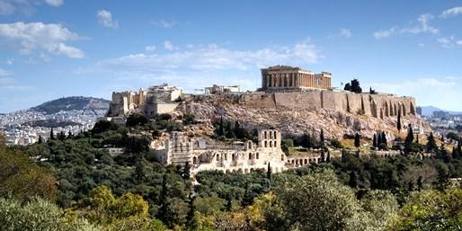 Acrópolis de Atenas<br><br>