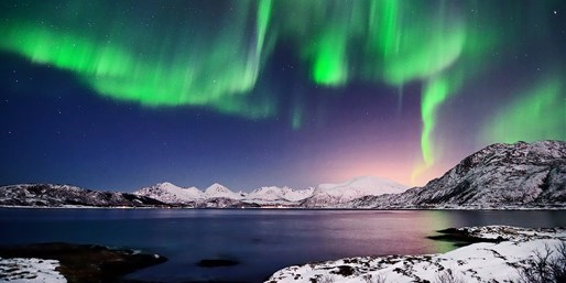 £1995pp -- Northern Lights Tour to Norway & Swedish Lapland