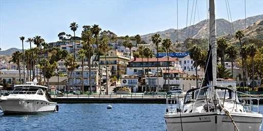 $129 -- Catalina Island Boutique Hotel into May, 40% Off