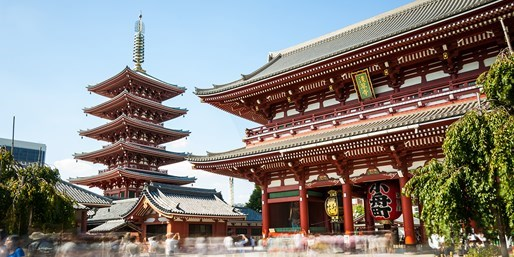 $964 & up -- Full-Service Flights to Tokyo, Save up to $276