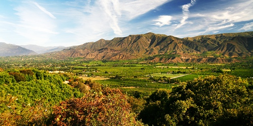Travelzoo Deal: $95 -- Retro-Chic Ojai Hotel w/Breakfast & Parking