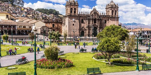 5-Night Expedited Discovery Tour of Peru, From $1,782