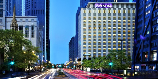 $105-$169 -- Chicago: 4-Star Michigan Avenue Hotel, 55% Off