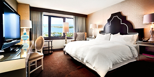 Travelzoo Deal: $199 -- Atlantic City 2-Night Weekend Getaway, 40% Off