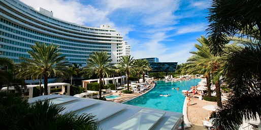 $415 -- Miami Beach Suite: 2 Nts. at Iconic Resort, 70% Off