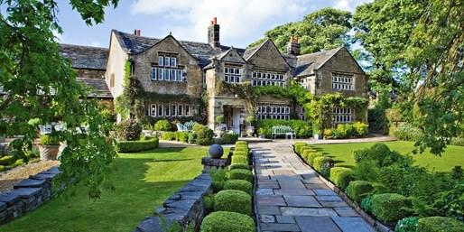 £129 -- Historic Yorkshire Getaway w/Meals, Was £222