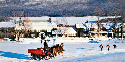 $79 -- Vermont Inn near Killington w/Breakfast, 60% Off
