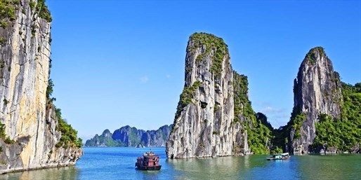 £1379pp -- Vietnam & Cambodia 2-Week Escape w/Tours & Cruise