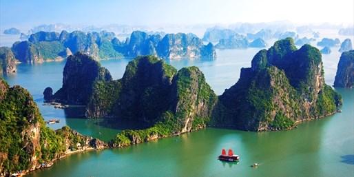 £1479pp -- Vietnam & Cambodia 4-City Escape w/Cruises & Tour