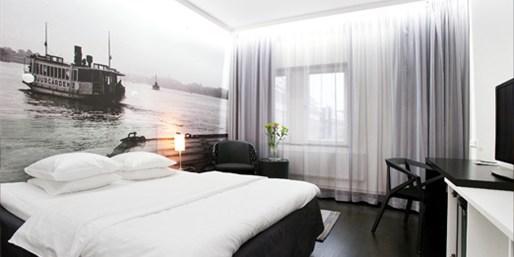 125€ a 167€ -- Estocolmo: Vuelos y Hotel 4* con Bar de Hielo