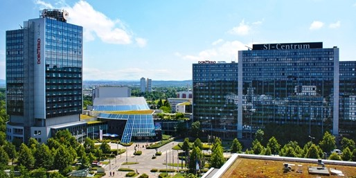 99 € -- Stuttgart: 4*-Hotel mit Casino & Minibar, -36%